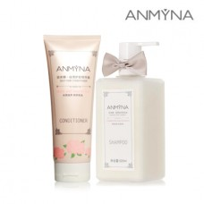 ANMYNA COMPLIANT SILKY SHAMPOO 520ML + CONDITIONER 250ML ( PACKAGE )