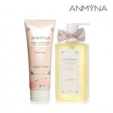 ANMYNA SILICONE OIL LUXURY SHAMPOO 520ML + CONDITIONER 250ML ( PACKAGE )