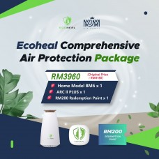 ECOHEAL Comprehensive Air Protection Package